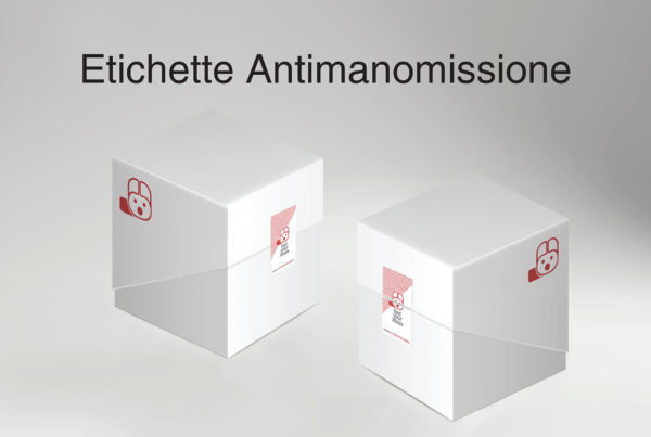 Etichette Antimanomissione